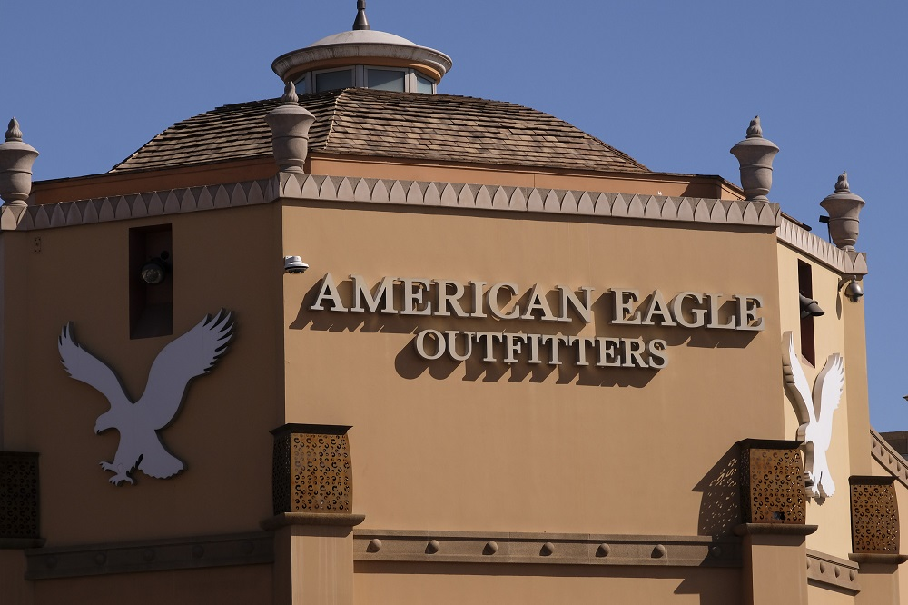 Still hindered by Covid-related diminished demand, American Eagle Outfitters saw revenue and income declines in the fourth quarter.