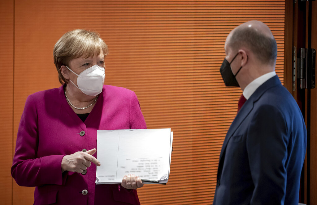 Germany's government agreed to implement new legislation that will fine companies millions of euros for labor or environmental abuses.