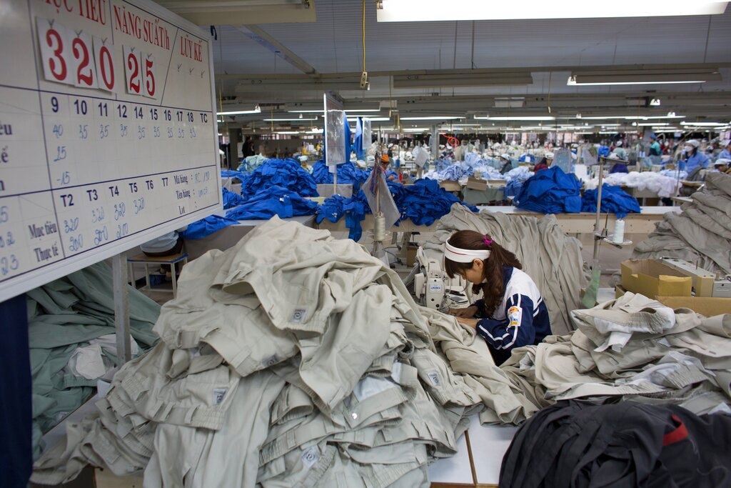 Labor-rights groups want apparel sellers like Amazon, Next and Nike to provide immediate cash relief to the workers who make their clothes.