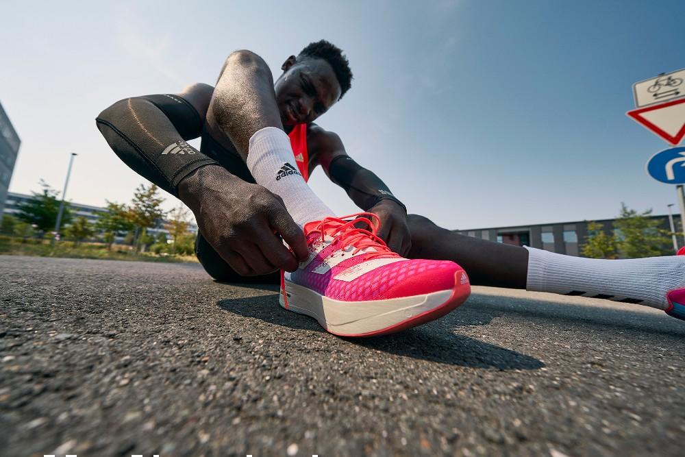 Adidas considers the Adizero Adio Pro its fastest running shoe.