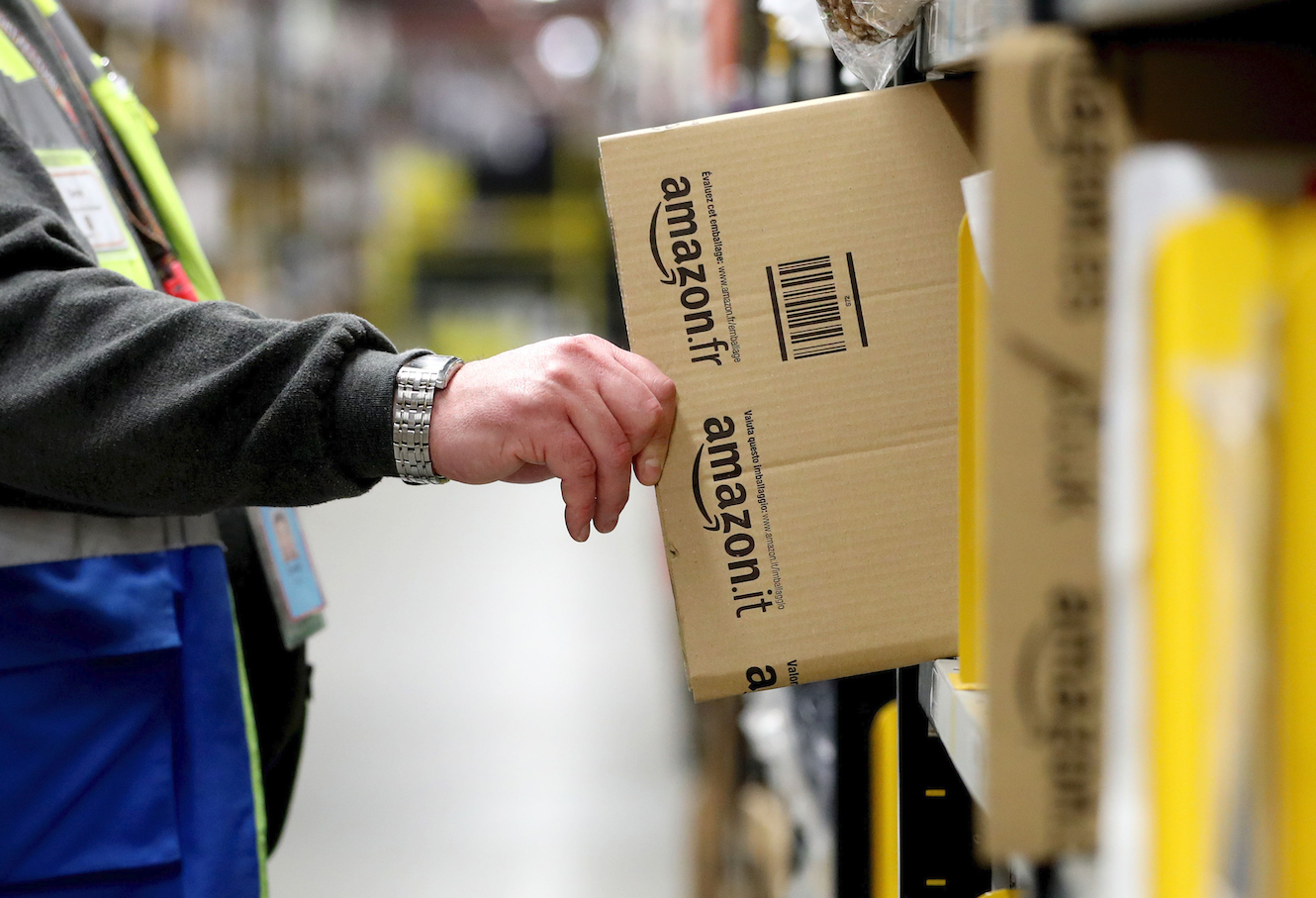 Amazon may bring its Prime Day sales event back from October to July, and a Canada warehouse is under investigation for labor violations.