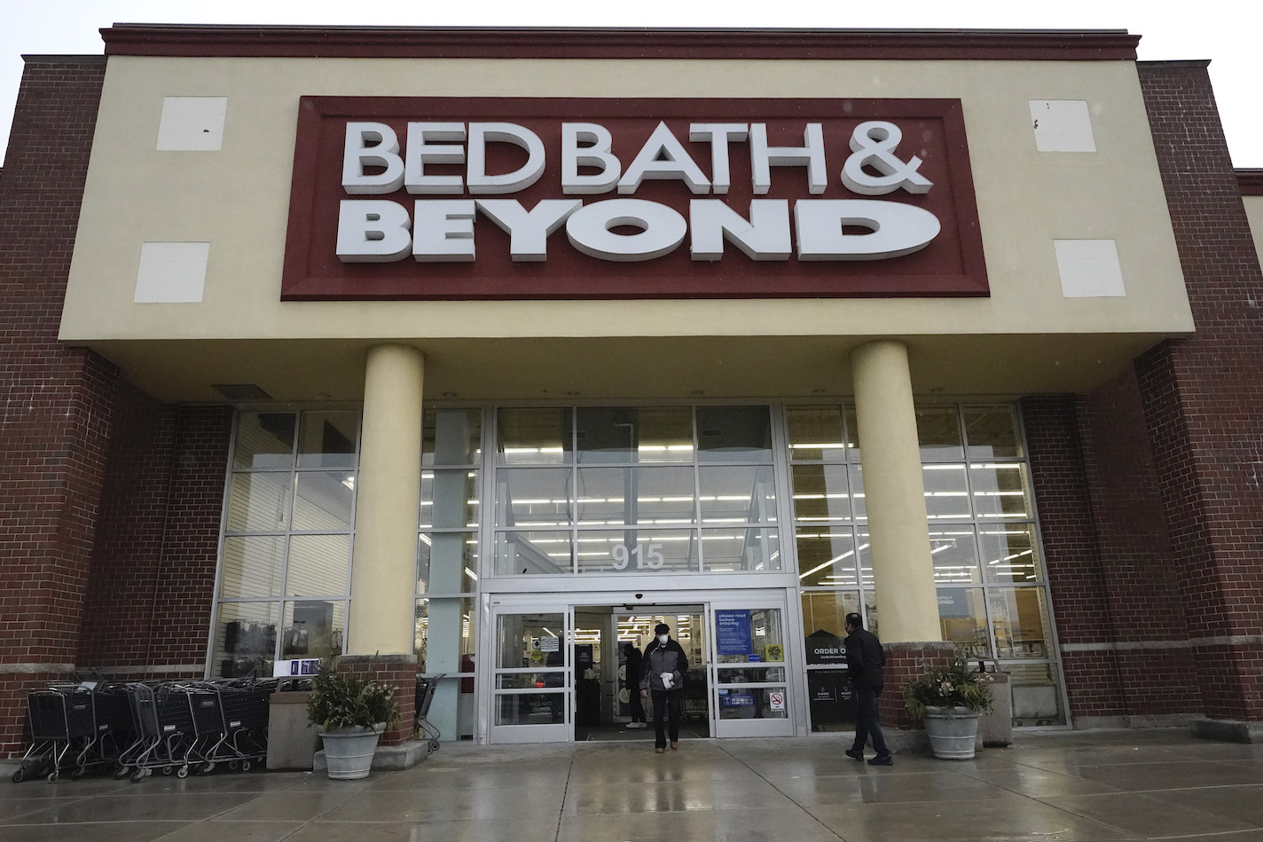 Bed Bath and Beyond is launching eight new private-label home brands in 2021, with six to launch in the first half of the fiscal year.