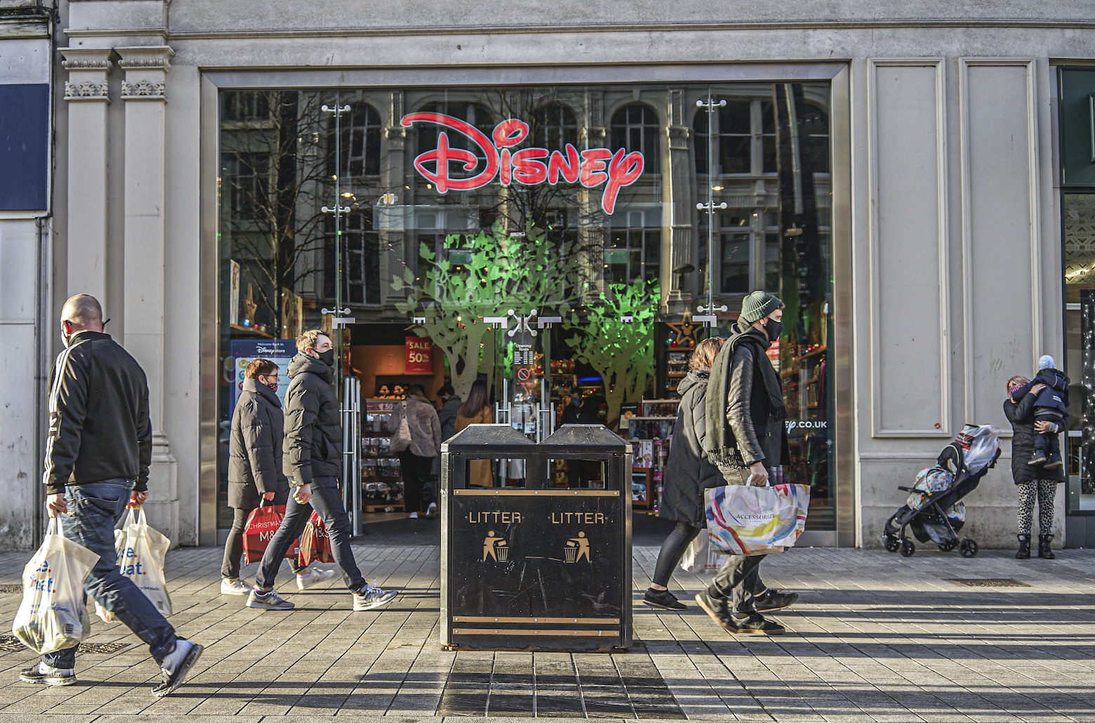 Disney is closing at least 60 Disney Stores in North America this year, representing nearly 20 percent of its 300+ stores worldwide.