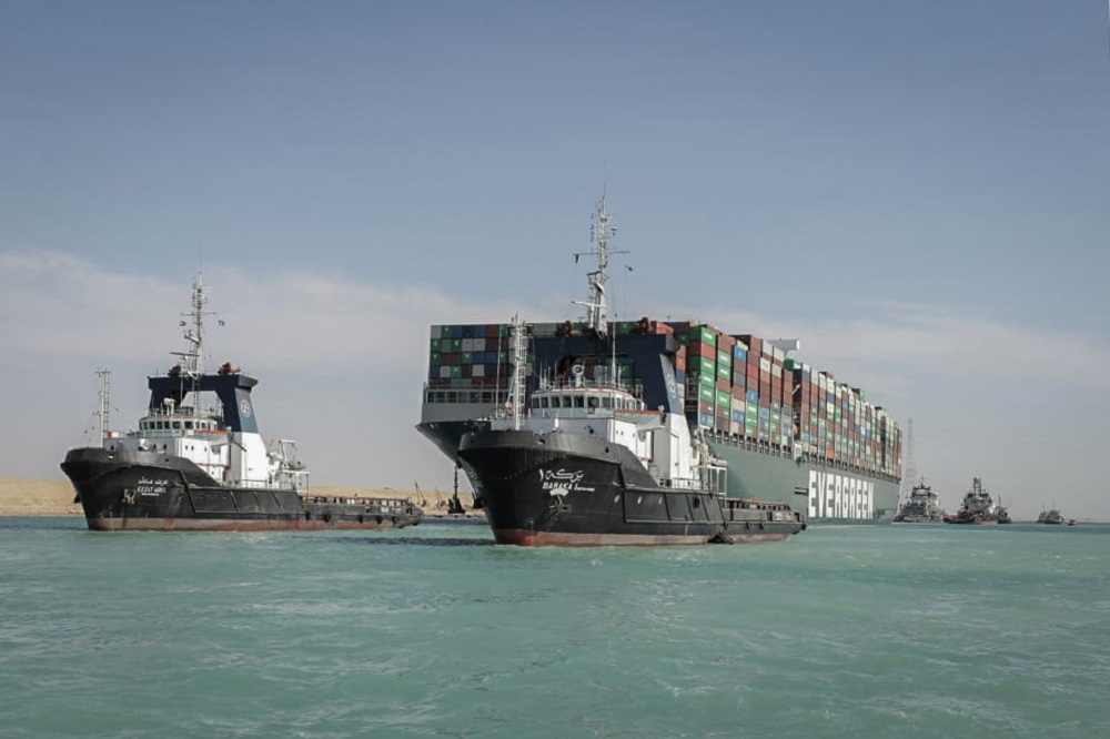 Ocean freight carriers and supply chain execs were breathing easier after the Ever Given container ship was dislodged in the Suez Canal.
