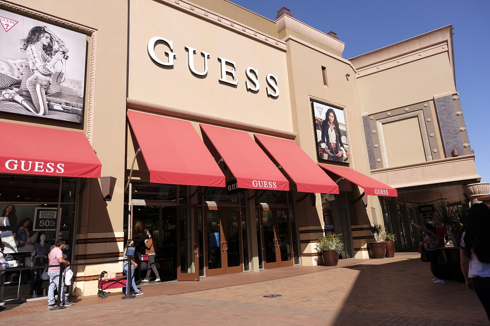Guess Inc. said the coronavirus pandemic has had and is continuing to have a material impact on the company's financial performance.
