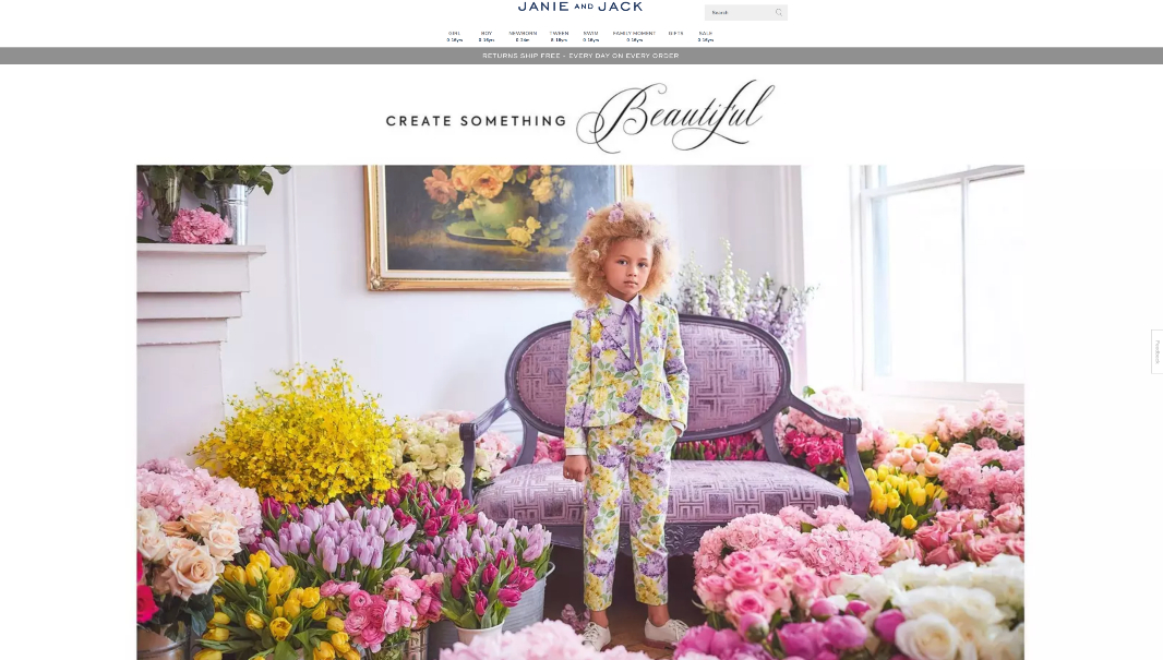 Janie and Jack, a children's wear brand, is getting another chance at life on April 2 when Go Global Retail completes its purchase from Gap.