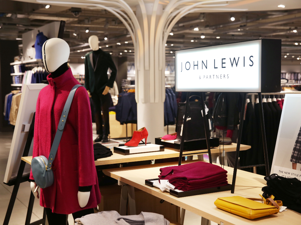 John Lewis Partnership detailed how quickly it pays its vendors and opened a new shop-in-shop concept in Waitrose, as part of a bigger push.
