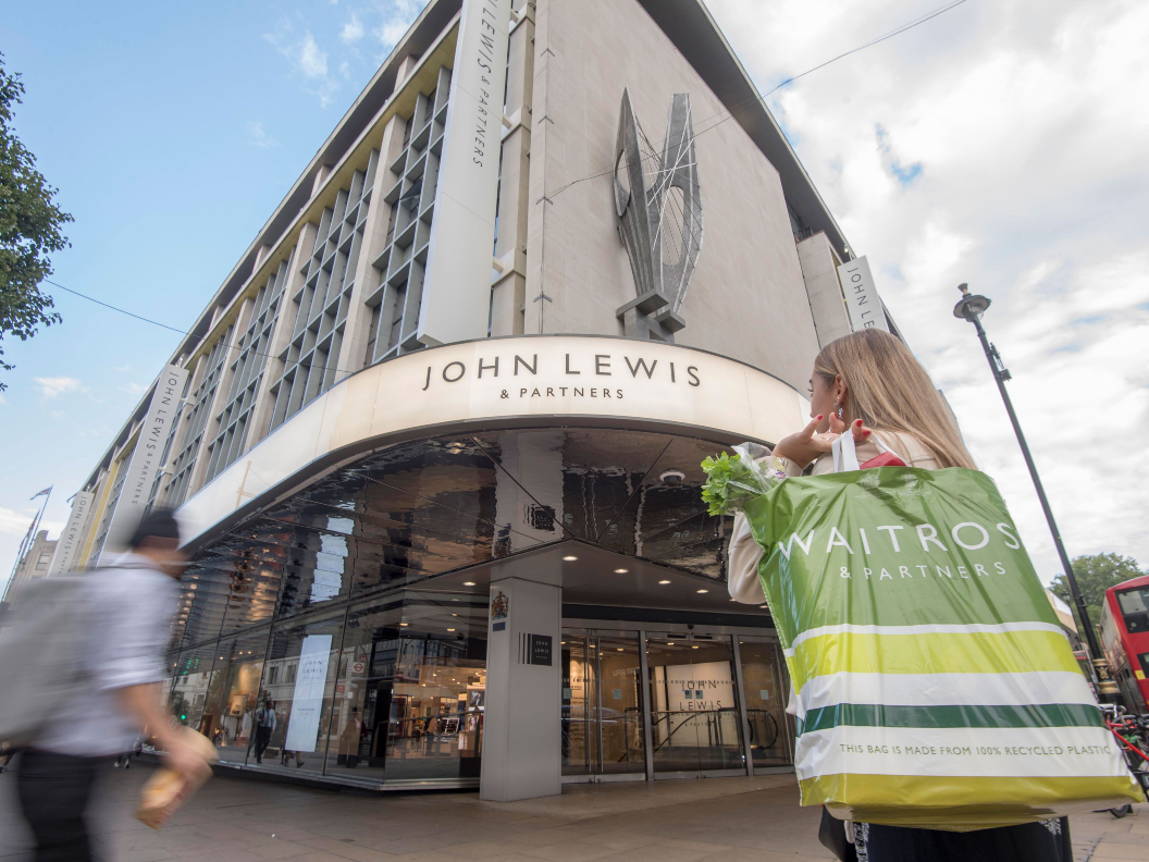 John Lewis to update home category as it plans store closures, with an aim to be more locally based with smaller service locations.