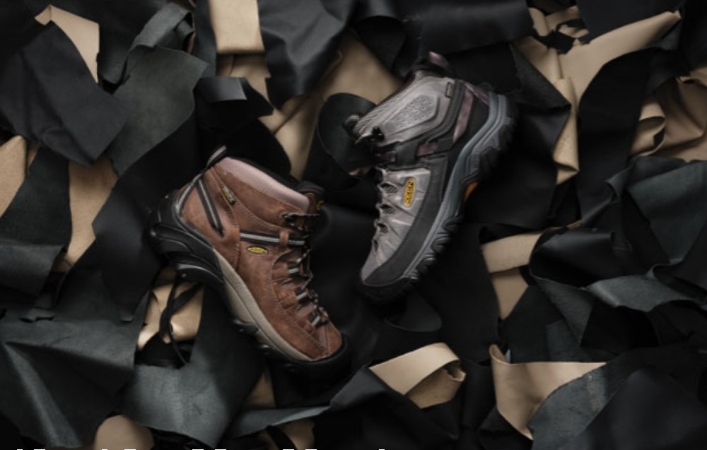 Keen released a step-by-step guide for outdoor footwear companies to eliminate PFCs from their supply chain
