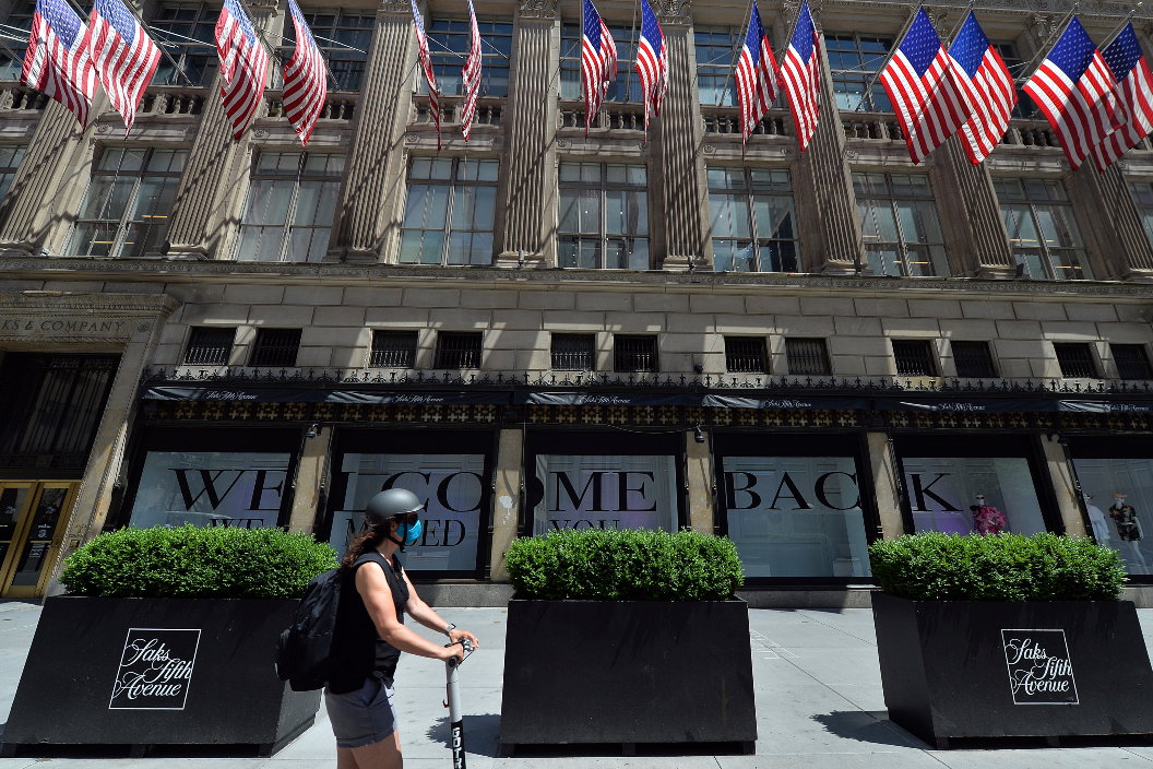 Saks Fifth Avenue stores and e-commerce will operate separately but maintain a seamless customer experience, and an IPO could be ahead.