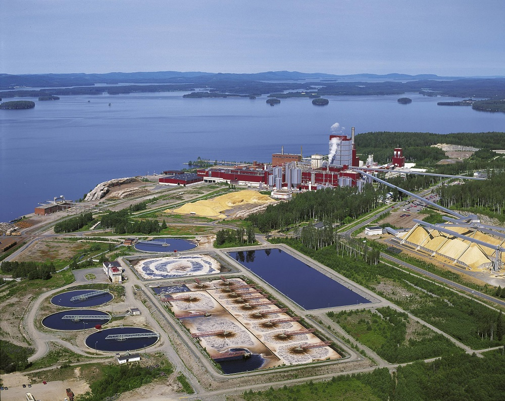"""Finland's Stora Enso confirmed that it was """"in the process of exiting the segment of dissolving pulp for viscose production globally."""""""