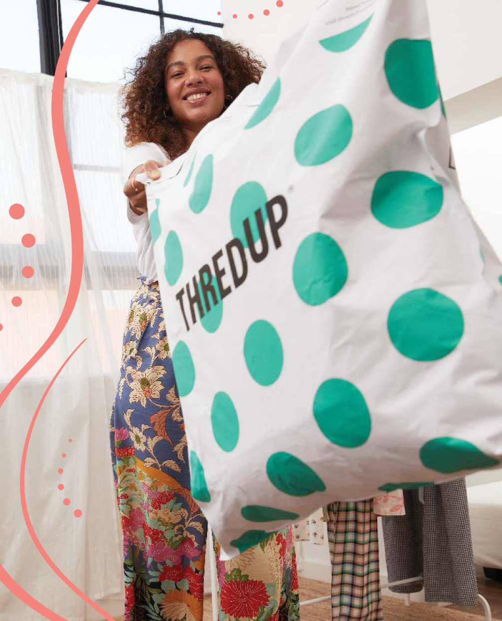 """The resale giant plans to allocate $500,000 from the IPO to start The Circular Fashion Policy Arm, and """"curb the disposable fashion crisis."""""""