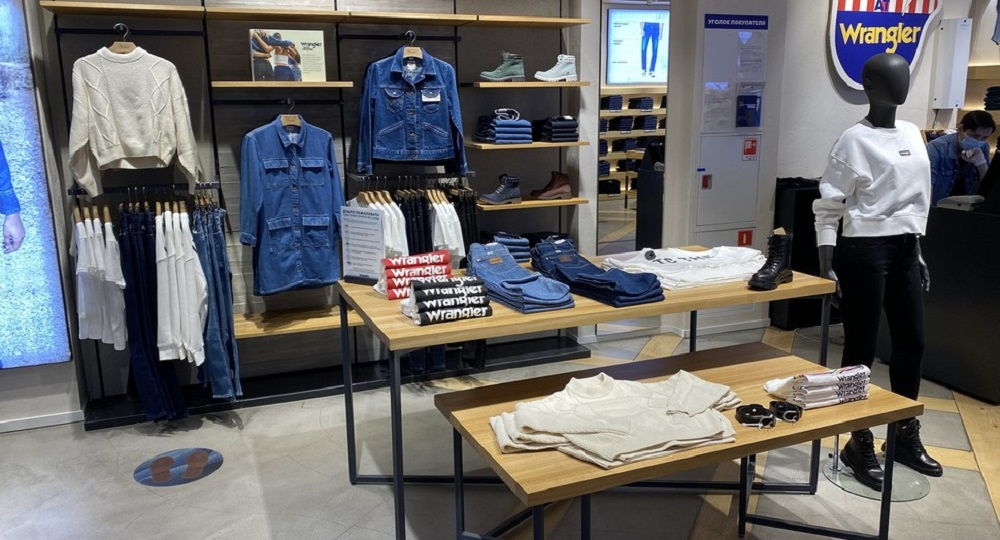Led by strength in Wrangler and digital, denim giant Kontoor Brands eked out a 1 percent revenue gain in the fourth quarter of 2020.