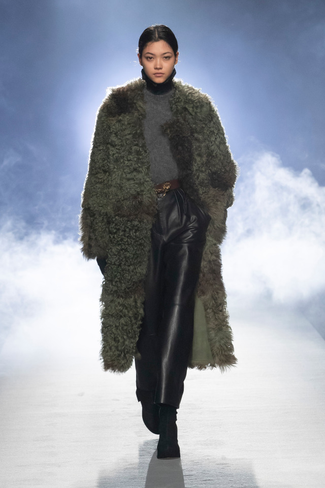 The knits and outerwear in F/W 21-22 collections, however, are the exception from the typical humdrum staples that designers churn-out each season.