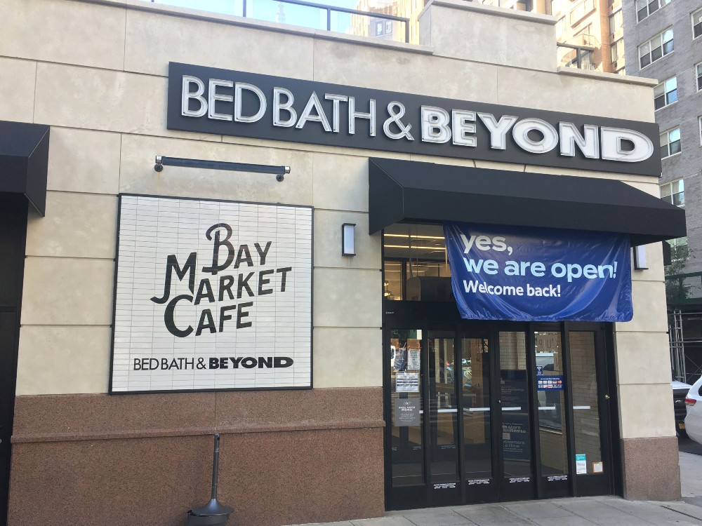Bed Bath & Beyond Inc. has unveiled the latest step in its $250 million technology investment with the selection of Relex Solutions as its inventory management technology partner.