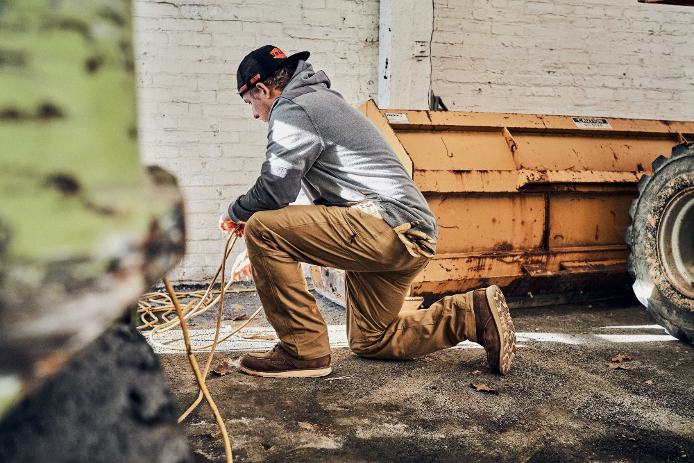 Brunt Workwear has expanded its business after just five months.