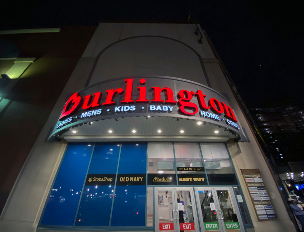 Burlington Stores boosted its store plans from 1,000 to 2,000, relying on smaller formats that lower costs and grow operating margins.