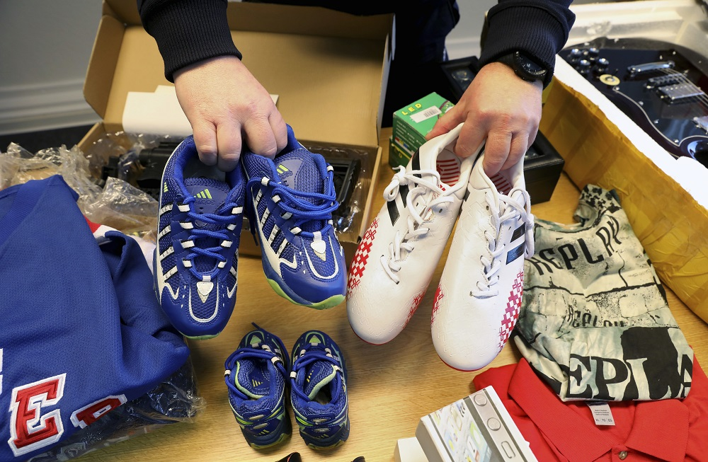A bill introduced in the Senate aims to increase online marketplace transparency and accountability to combat counterfeit and stolen goods.