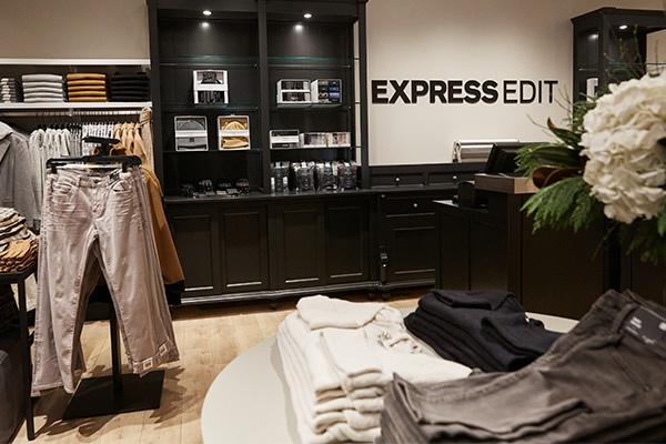 Express saw fourth-quarter sales dip 29 percent to $430.3 million, but its short-term concerns are now related to ongoing port delays.
