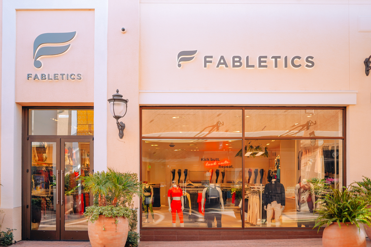 Fabletics is leveraging the activewear craze to open 24 new stores across the U.S. in 2021, expanding its footprint from 50 to 74.