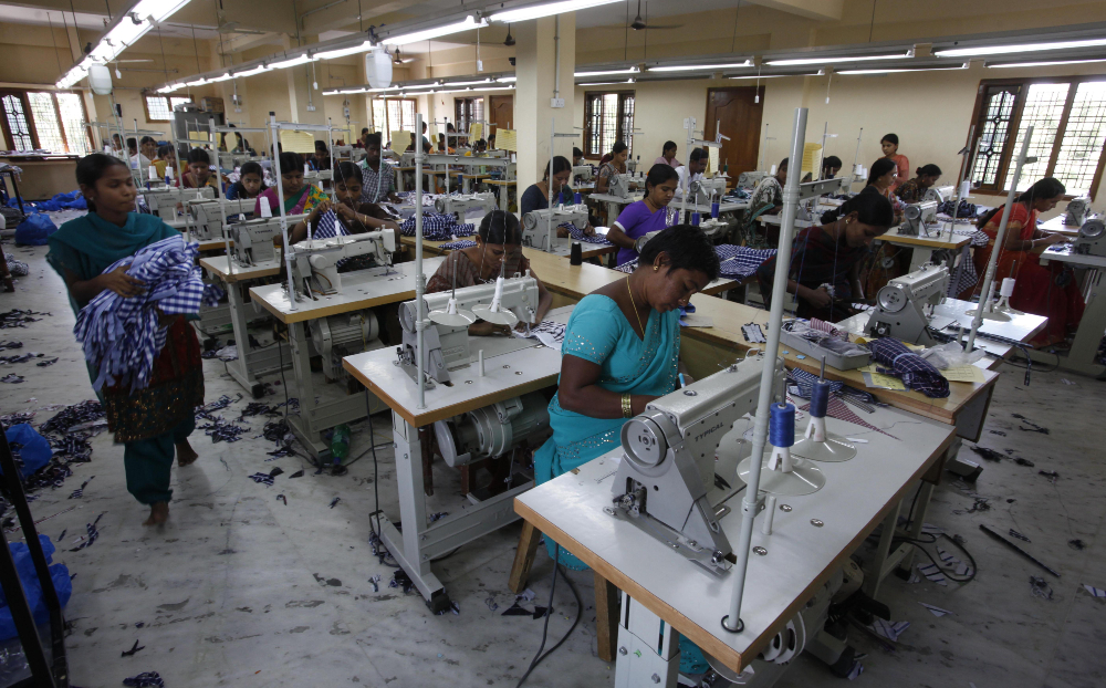Thousands of garment workers in Bengaluru in India were asked by factory owners to resign as a result of pandemic-induced financial losses.