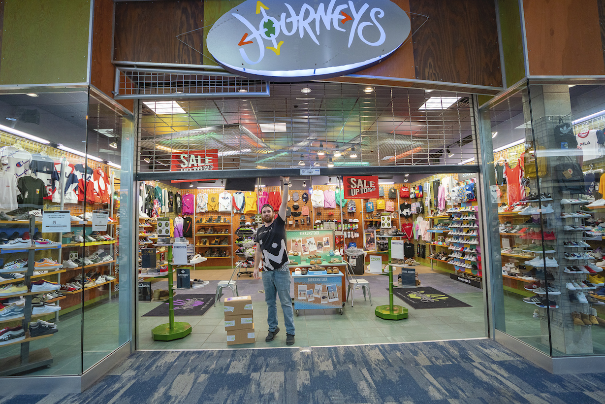 Genesco, the owner of footwear retailers like Journeys, Schuh and Johnston and Murphy, generated fourth-quarter net income of $89.9 million.