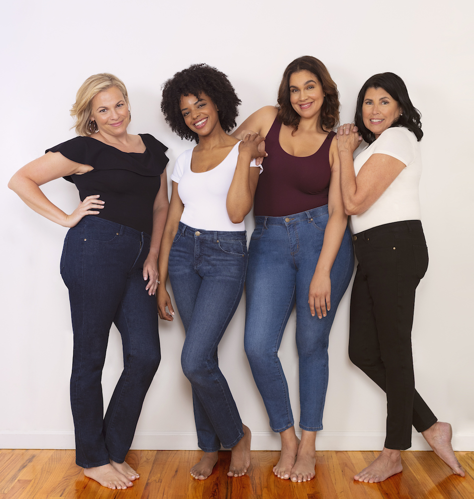 With more than 100 possible size combinations, Measure & Made aims to remind women that jeans can be just as comfortable as their sweats.