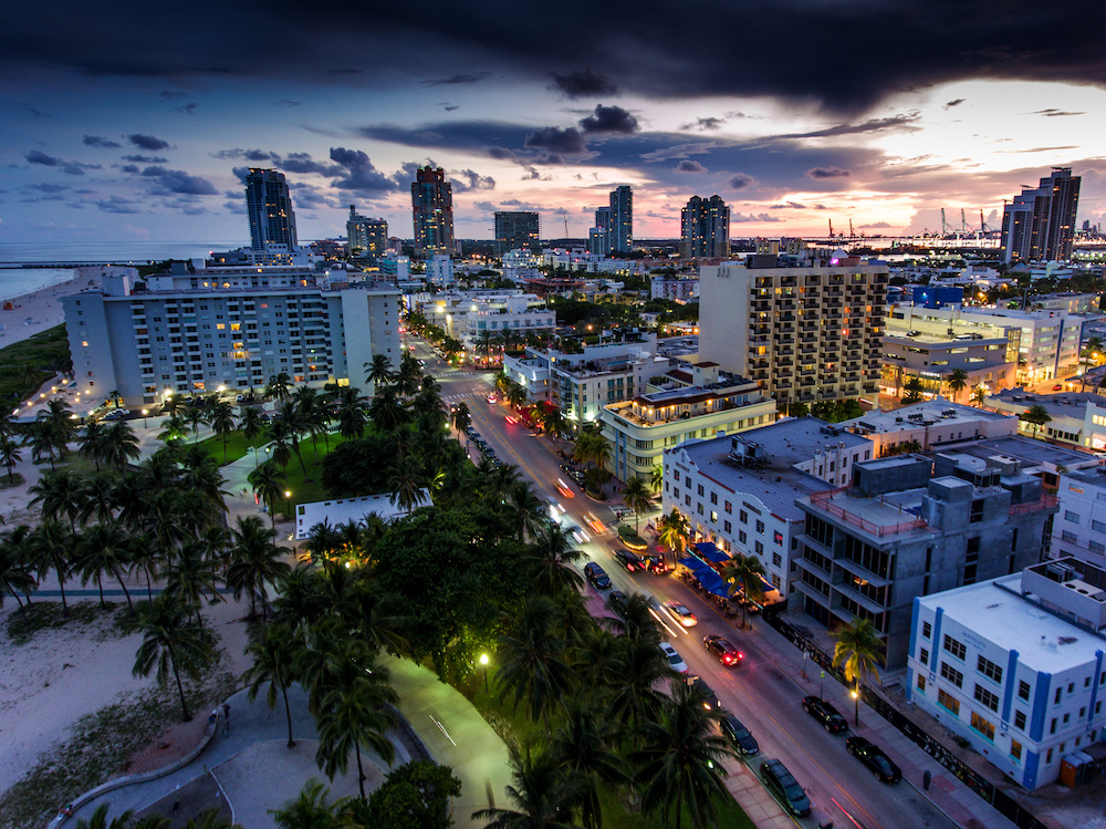 Liberty Fairs and Cabana are linking up to host their first in-person events in Miami, since the pandemic started a year ago.