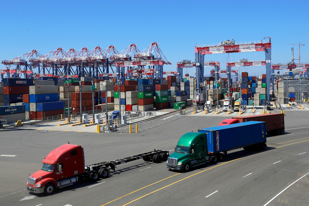 Experts from Flexport, FDRA and IWLU dissect the freight congestion clogging West Coast ports, which is weighing on fashion's bottom line.