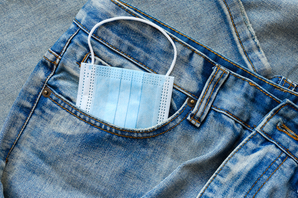 In the time of Covid-19, the denim industry explores protective textile treatments including antibacterial finishing technologies.