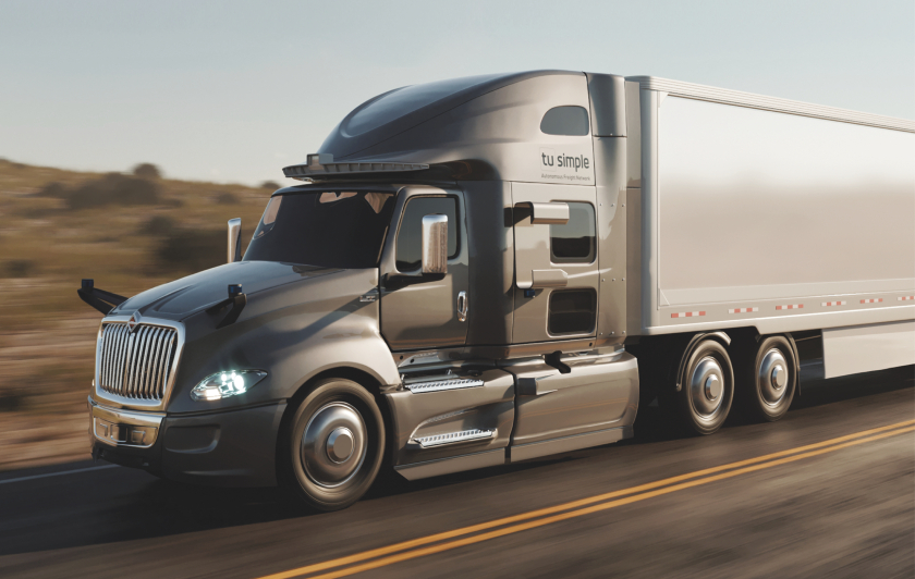 TuSimple, a developer of autonomous technology for driverless semi-trucks, has filed for an IPO, but how will it generate revenue?