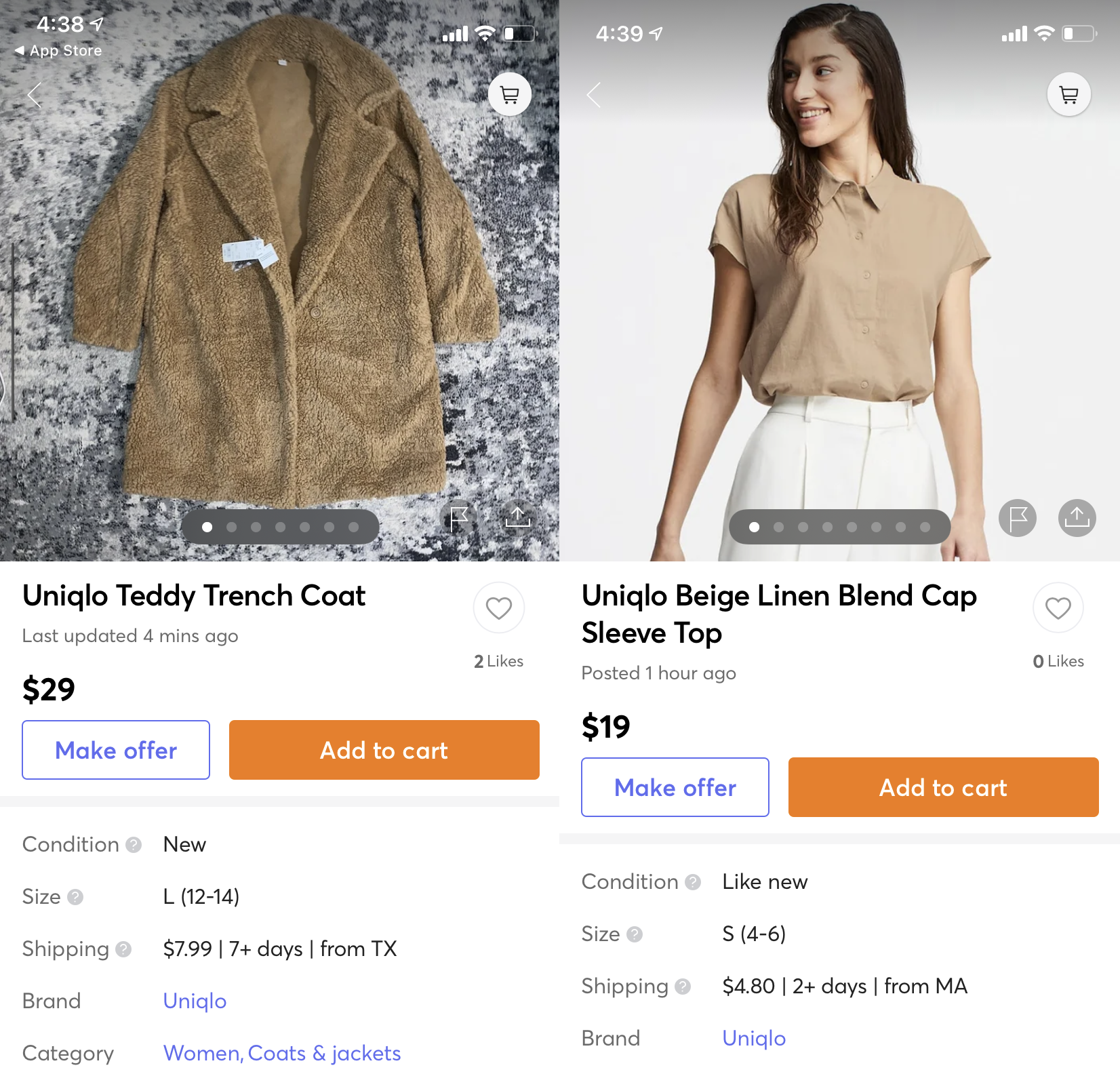 """Fast Retailing struck a deal to establish a """"safer and more secure environment"""" for its fashion products on Mercari's digital marketplace."""