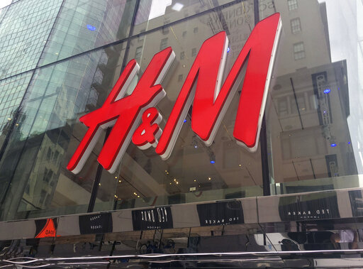 """Hennes and Mauritz agreed to correct a """"problematic map"""" on its website following complaints, Chinese regulators said Friday."""