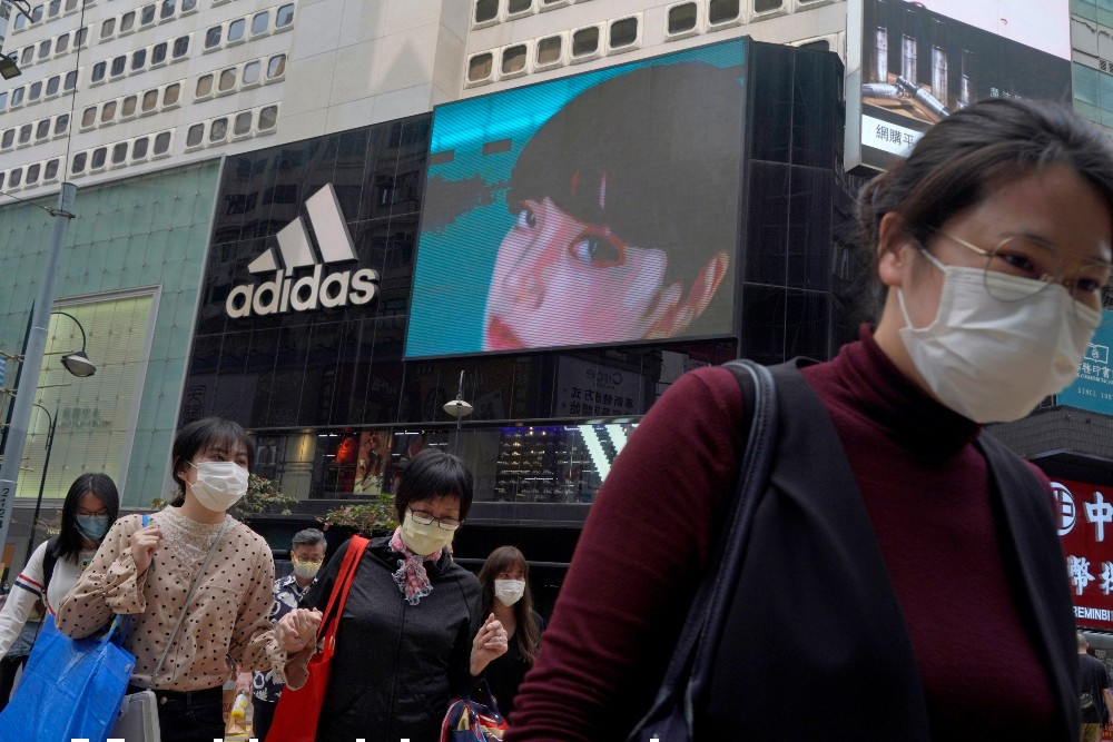 A Shanghai-based analyst said Nike is better positioned than Adidas to recover from boycott calls following statements they made regarding allegations of forced labor in China's Xinjiang region