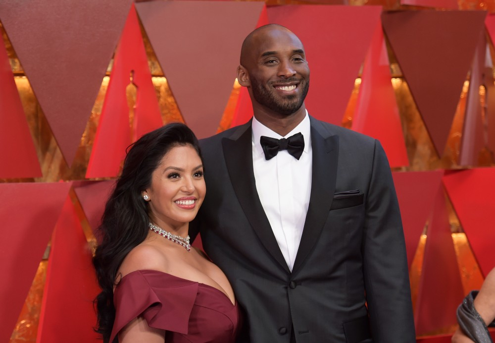 Since Vanessa Bryant filed to form Kobe Bryant, LLC in March 2020, the company has filed trademarks for footwear and apparel.