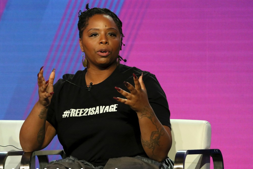 Ugg is partnering with Patrisse Cullors, a co-founder of Black Lives Matter, to present a virtual dance party