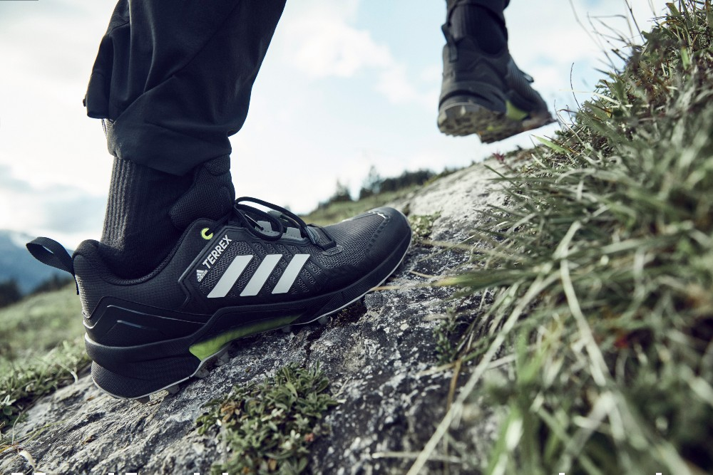 Adidas described the Terrex Swift R3 as the franchise's fastest entry yet