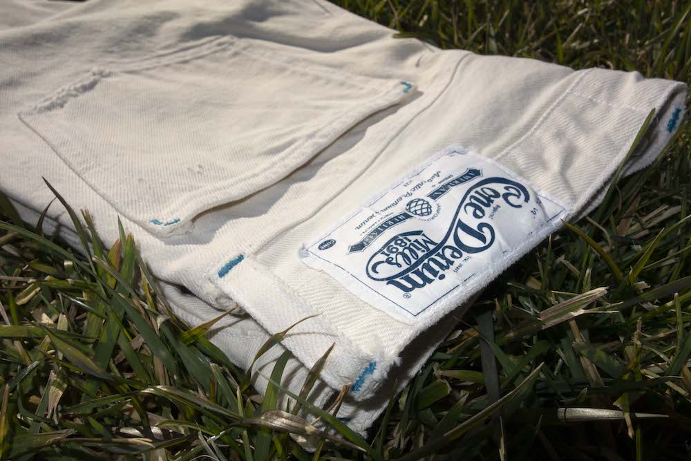 Cone Denim is putting big ideas into action through a series of water-saving investments and new products.