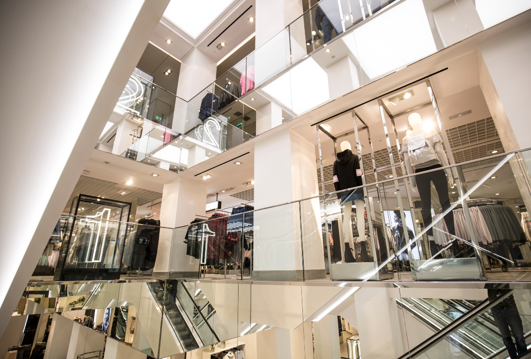Hennes and Mauritz plans to shut 30 stores in Spain, which could impact up to 1,100 jobs, part of a worldwide store rationalization.