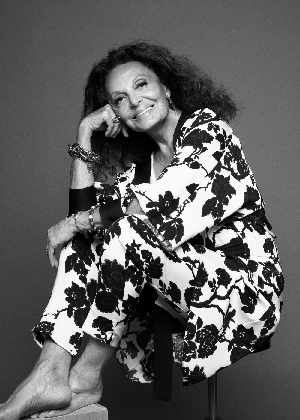 H&M collaborated with Diane von Furstenberg on a home goods collection