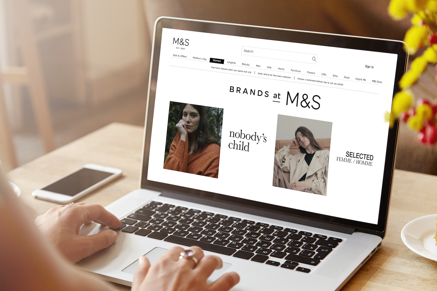 While Asos and Boohoo drive buzz in U.K. retail, a Wunderman Thompson Commerce report says Next and M+S excel at e-commerce experiences.