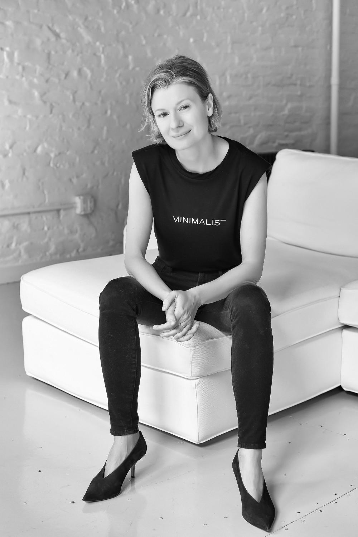 Tamara Davydova centered sustainability creating her new label Minimalist