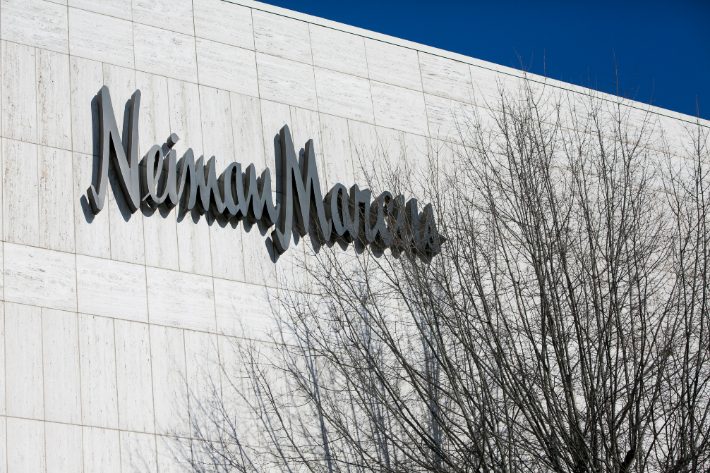 Leveraged apparel retailers and department stores continue to face default risk, even those that have done a tour of bankruptcy proceedings.