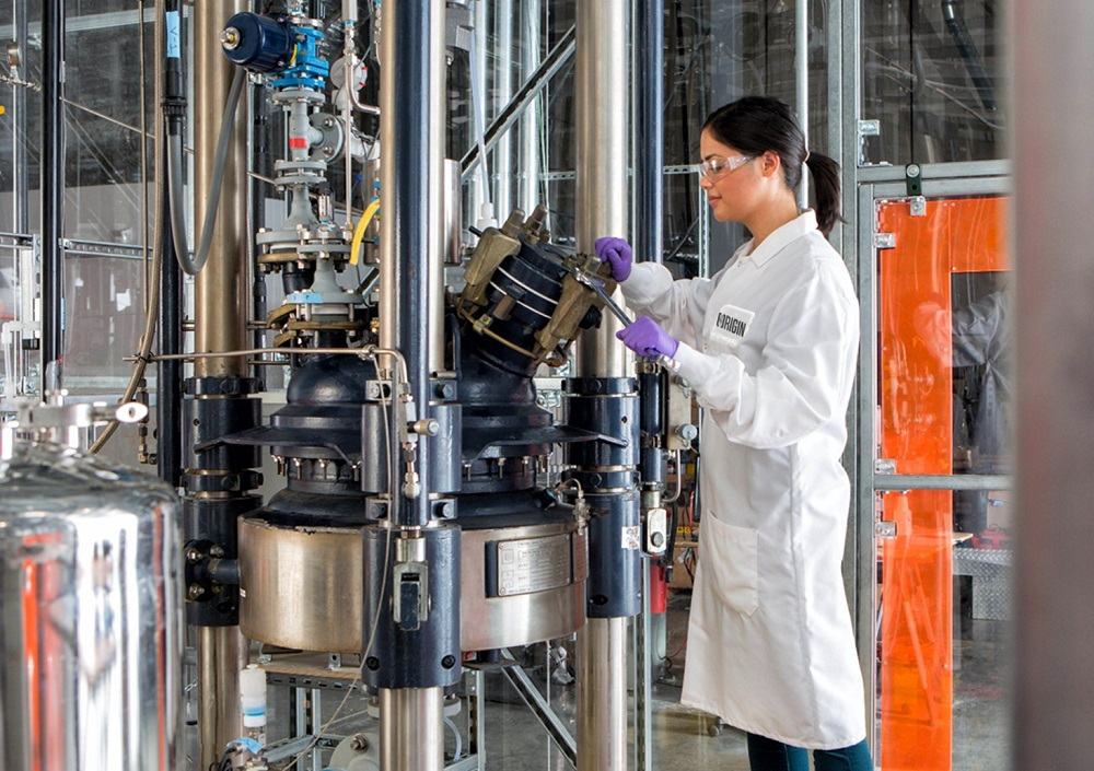 Origin Materials, a carbon-negative materials firm, and performance thread maker SANS Technical Fibers, have expanded their partnership.