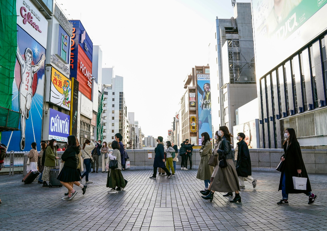 Spike in Covid cases means fashion stores in Tokyo, Osaka, Kyoto and Hyogo will close just before Japan's biggest holiday, Golden Week.