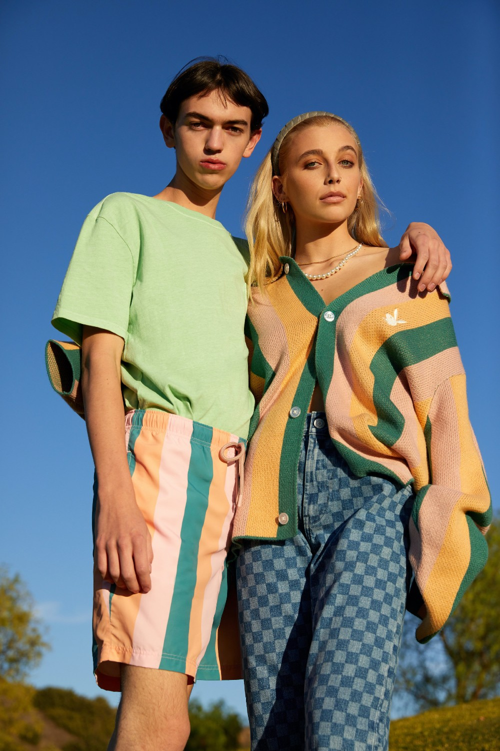 PacSun's summer campaign centers gender-free fashion