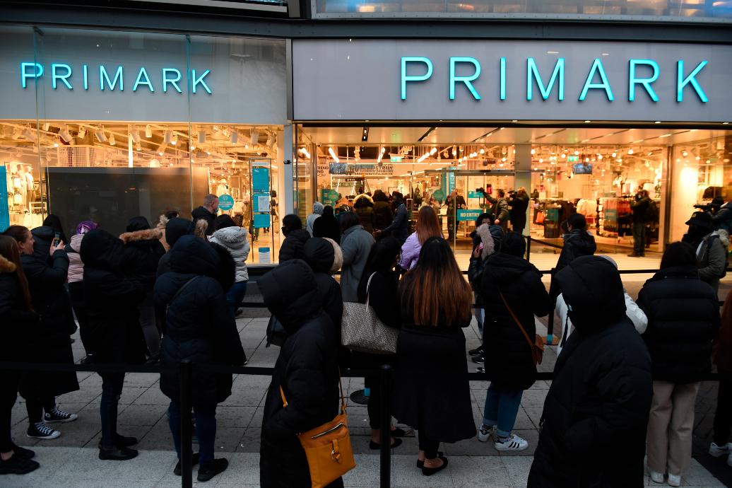 Primark could lose nearly $1 billion in second-half sales as Eurozone stores have delayed reopening or operate with restrictions.