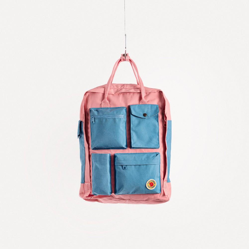 Fjällräven's initial Samlaren product drop includes the Kånken backpack