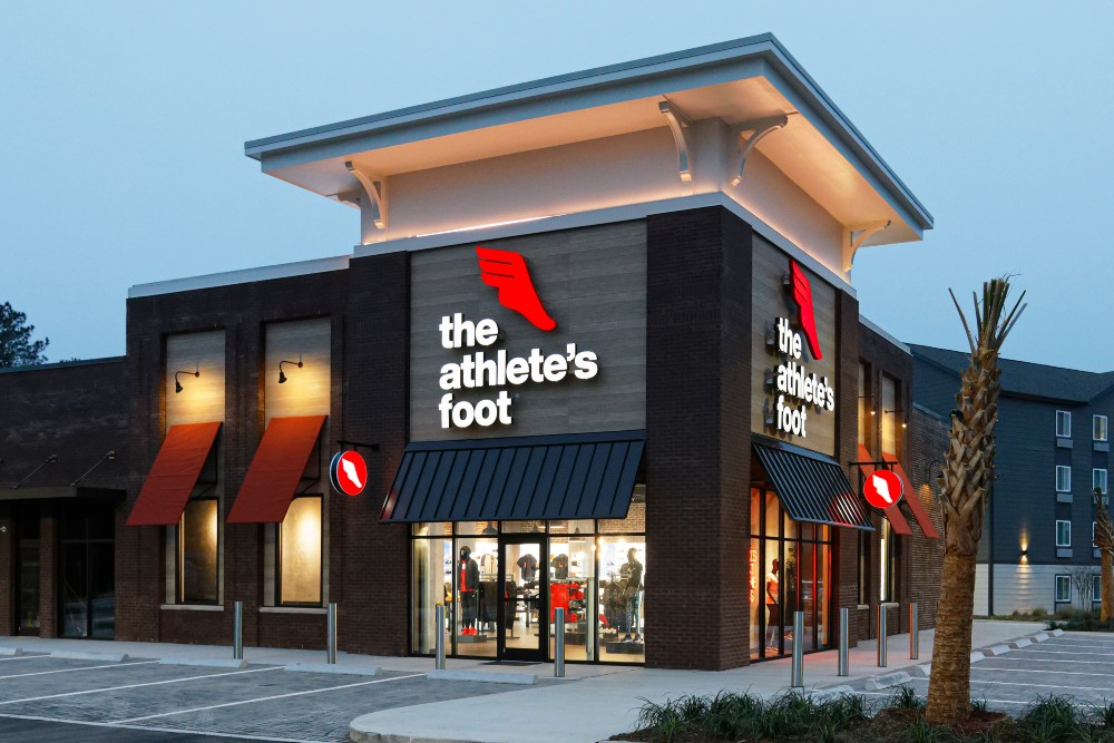The Athlete's Foot introduced the Strategic African American Retail Track to support Black franchisees