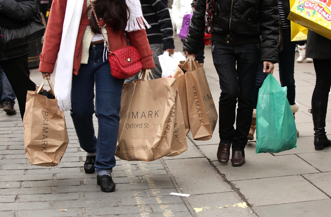 Both foot traffic and retail sales volume data present an uneven picture of what lies ahead for Britain's hard-hit retail sector.
